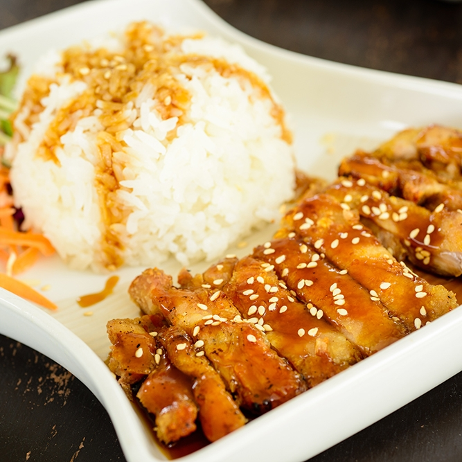 Everett's Best Teriyaki Live in Everett