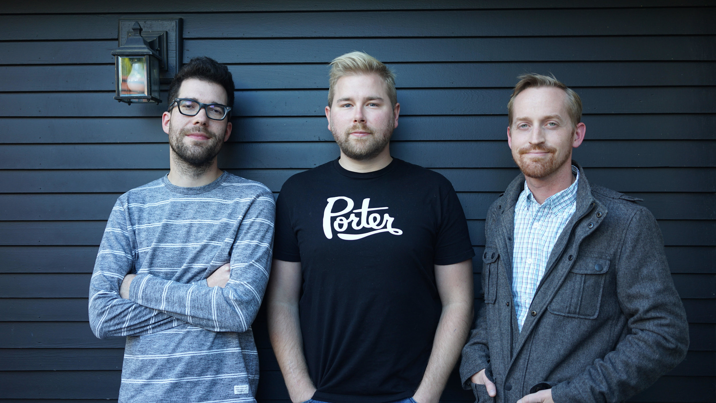 (Left to right) Henry J., Tyler C. and Garret H.