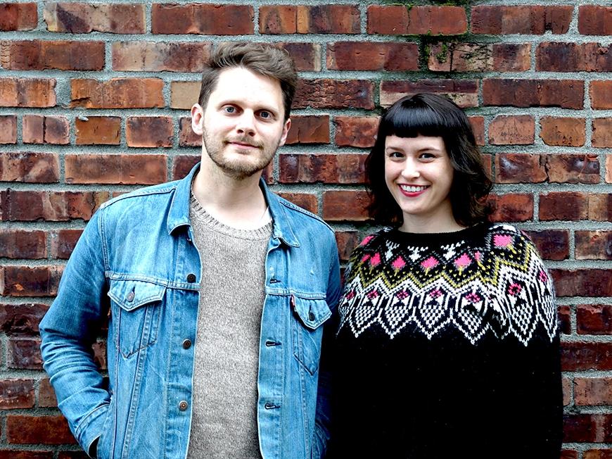 Christa and Richard Porter