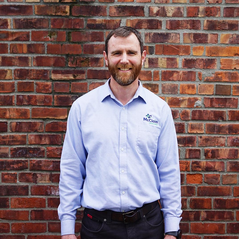 Nick Pembroke from McClain Insurance