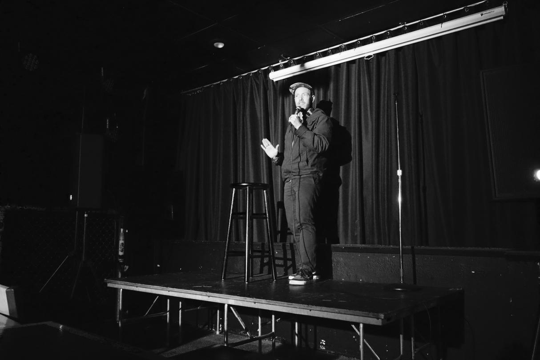 Taylor Clark from Live in Everett Podcast  episode #35  // Garret Hunt