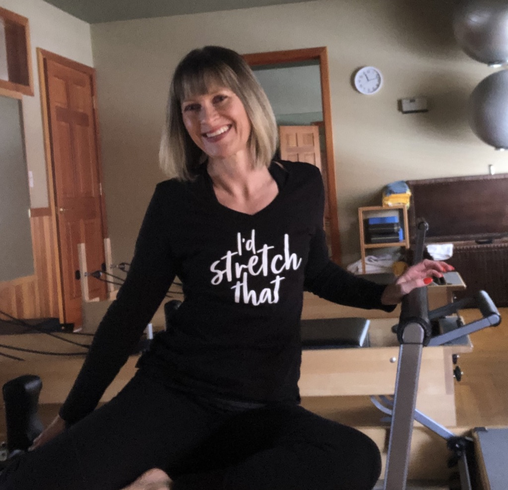 Jenny Boehmer, Founder and Owner of  Pilates by the Bay