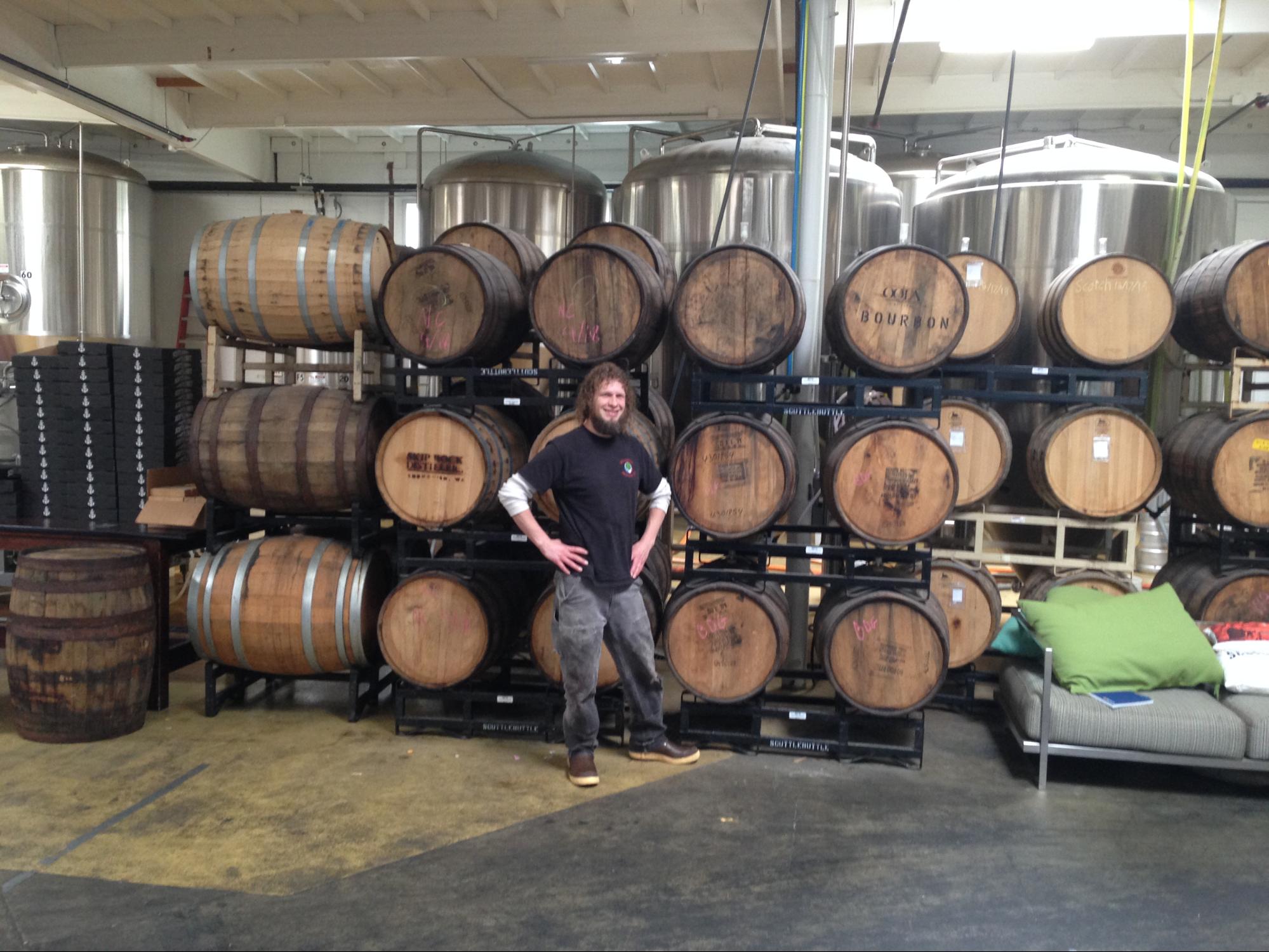 Eric Nord, Scuttlebutt's Head Brewer // Nick Shekeryk