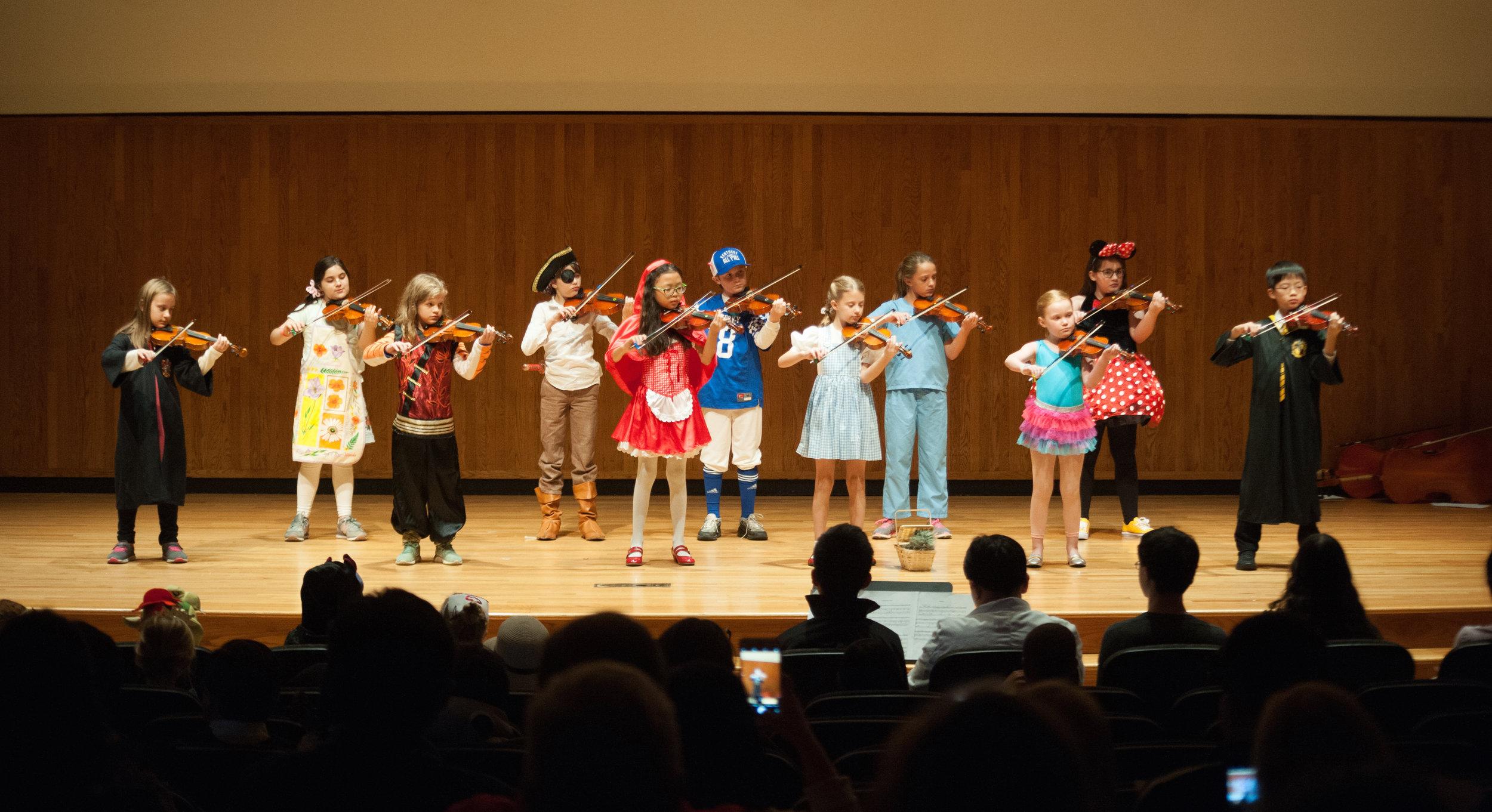 Violin II at Halloween Recital.jpg