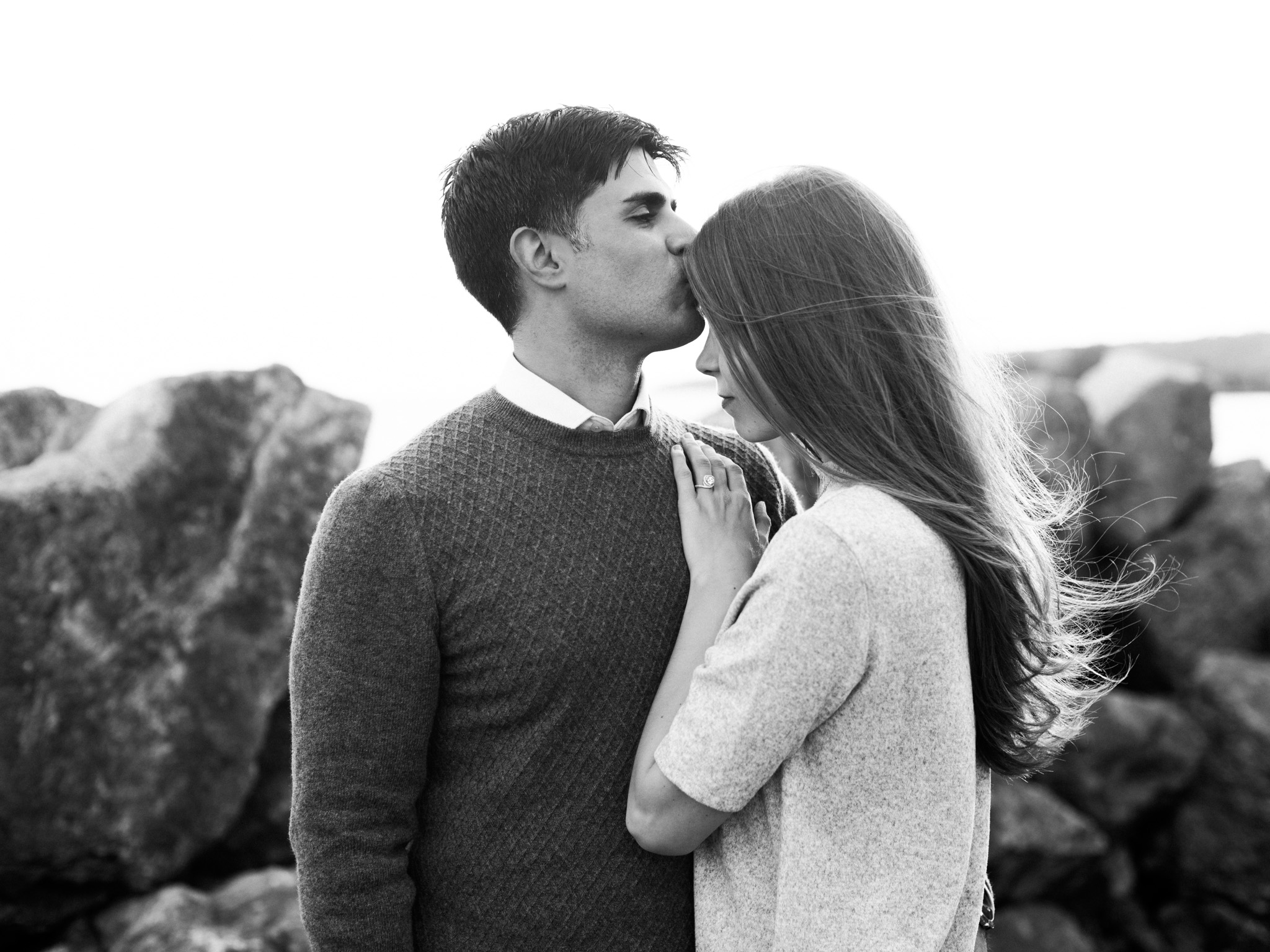 Toronto Surprise Proposal Engagement Shoot