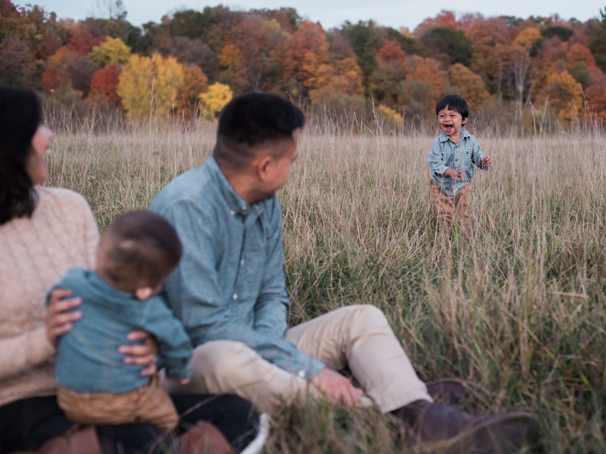 Toronto Lifestyle Family Photographer