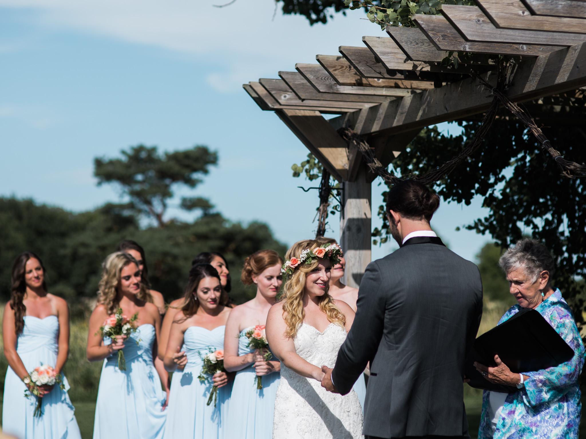 fields on westlake farm wedding - toronto wedding photographer