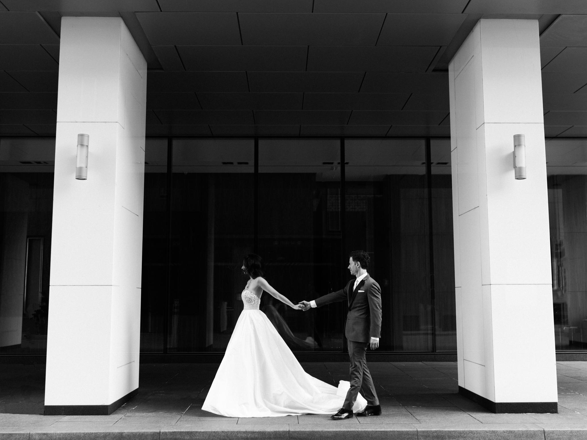 four seasons downtown toronto wedding hotel - toronto halifax wedding photographer