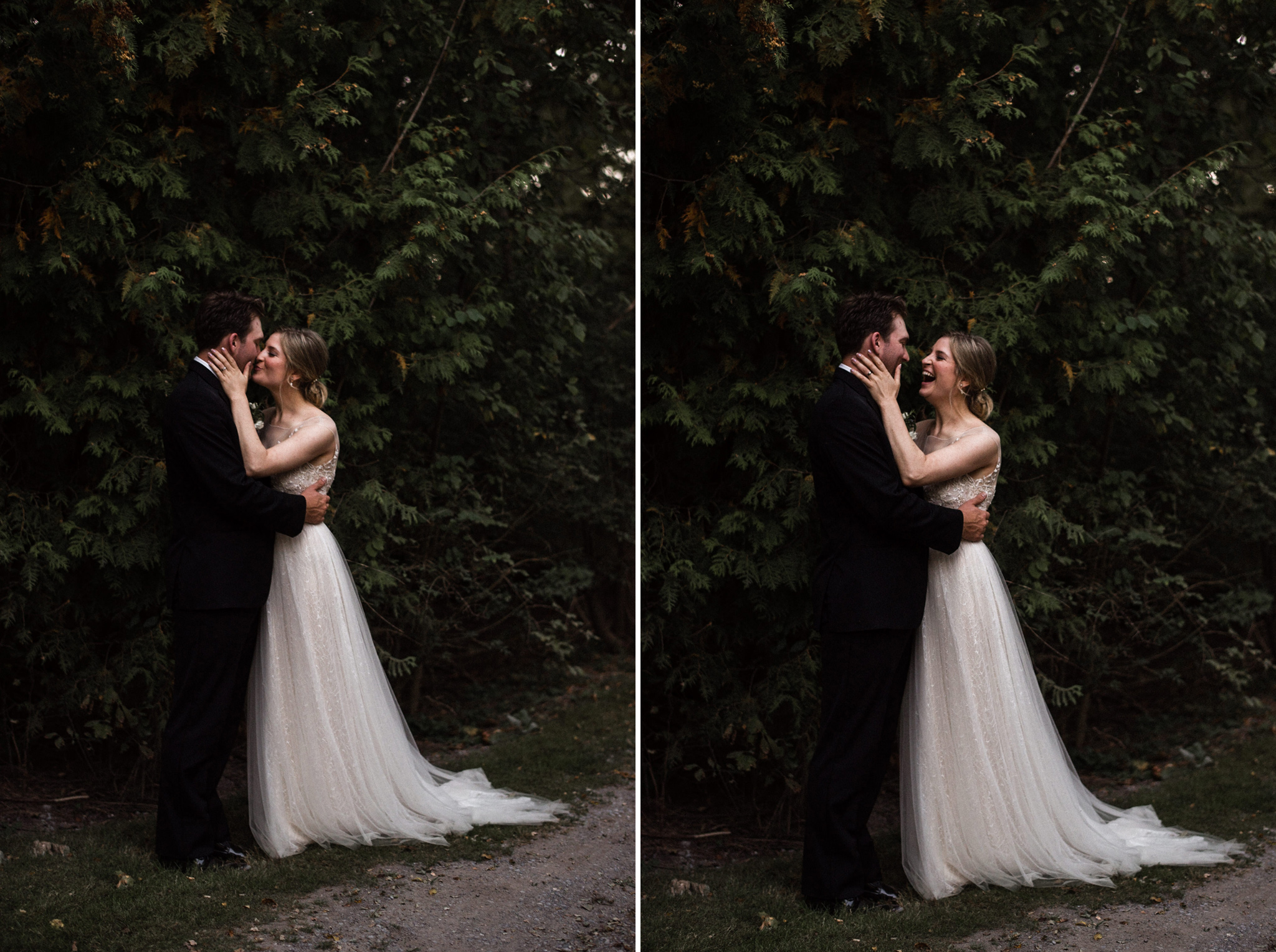 227-elegant-wedding-dress-couple-portraits-penryn-park-toronto-photographer.jpg