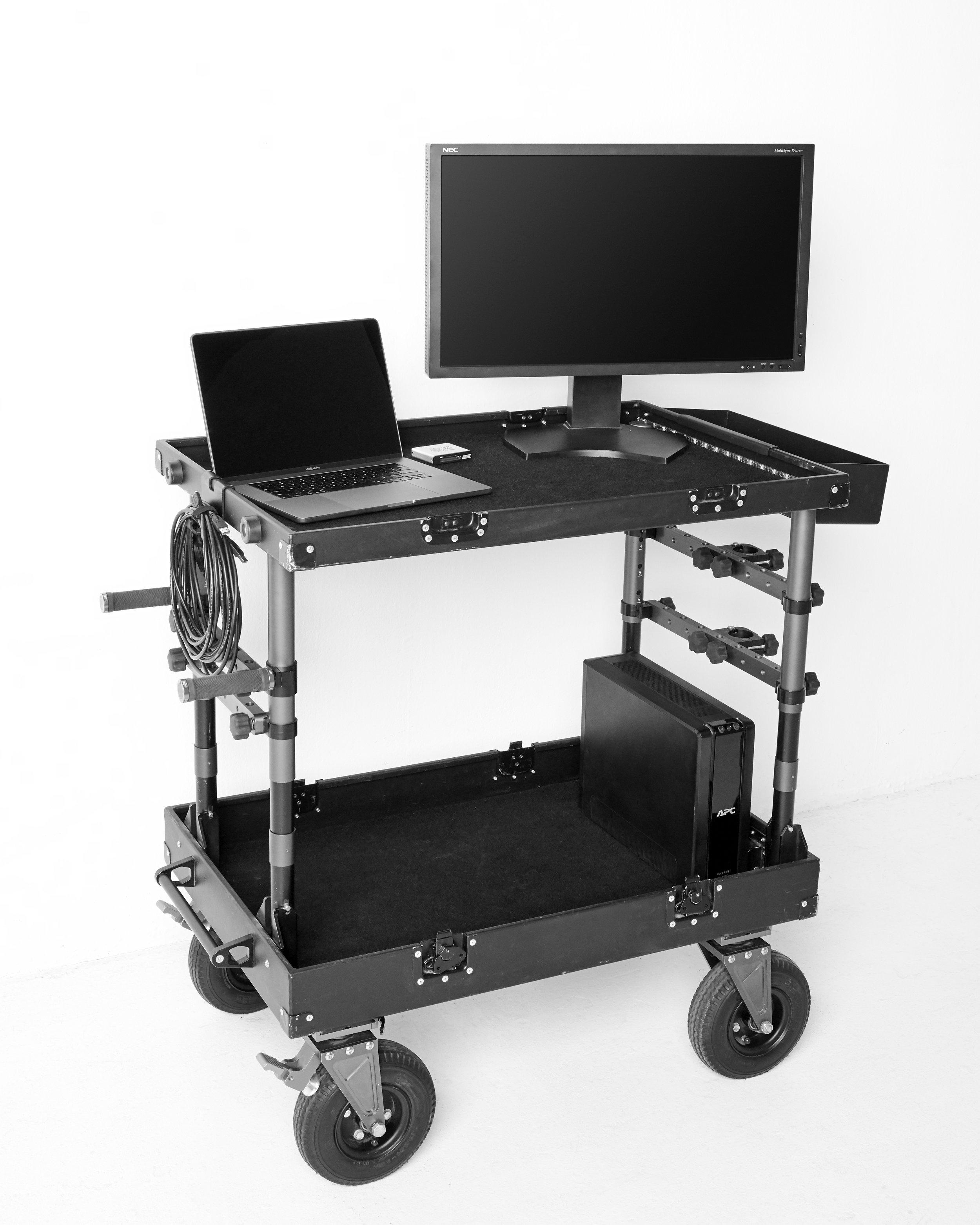 Luciani Capture Tech Cart