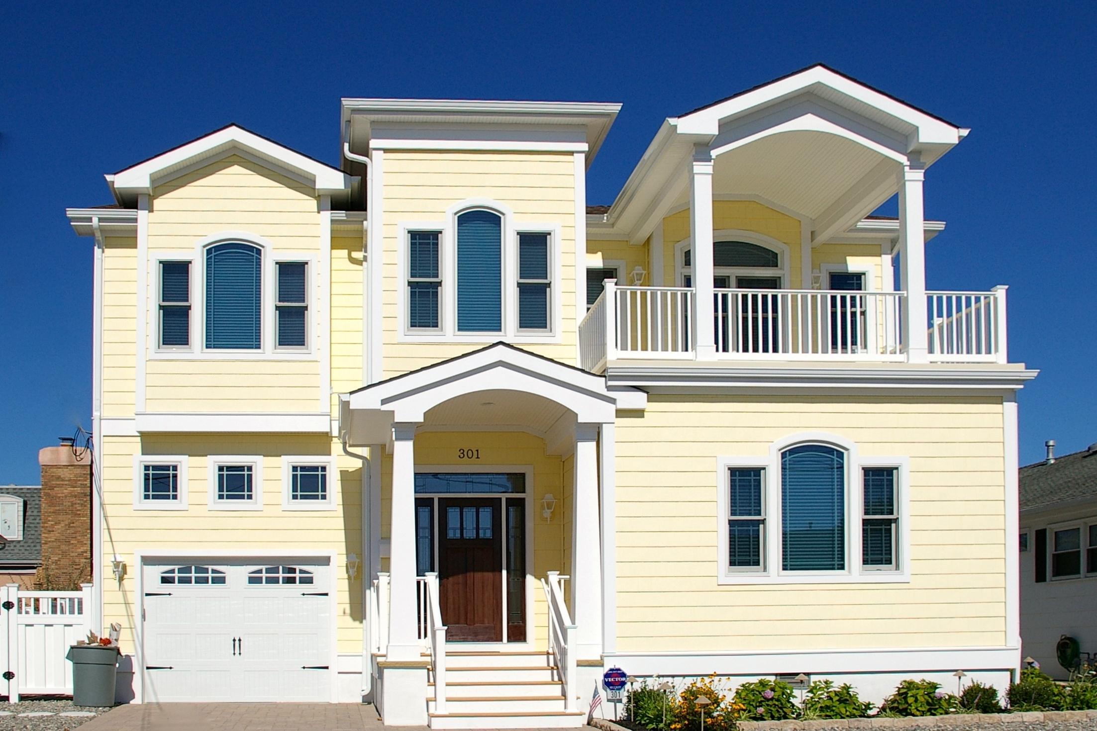 Custom Built Single-Family Home