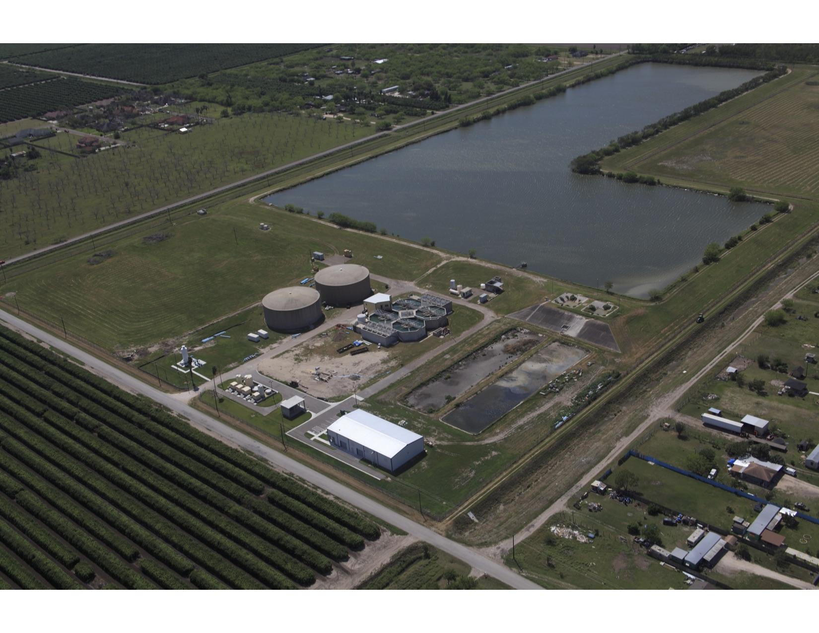 North Alamo Water Supply Corporation