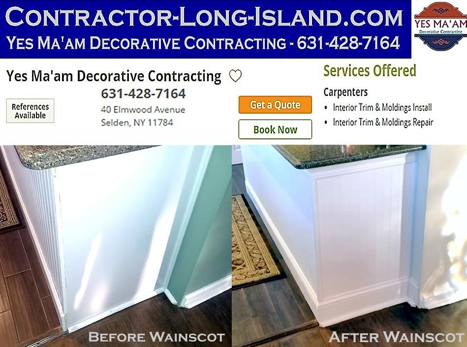 Decorative Contractor Long Island