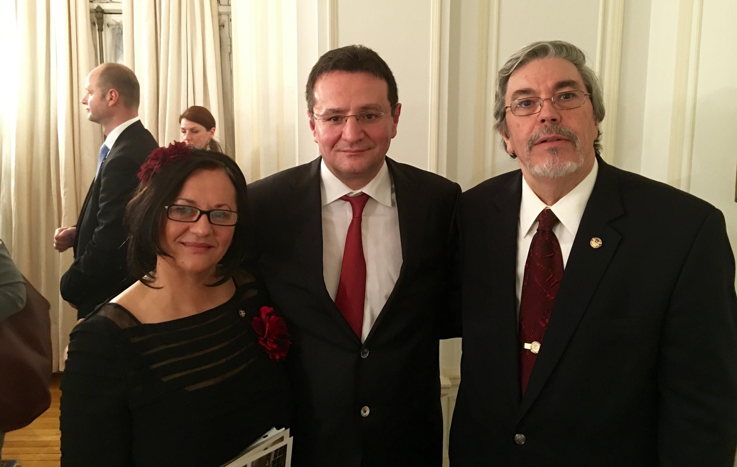 Ambassador George Maior