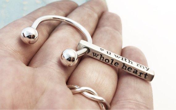 Sterling Silver Horshoe Keychain.jpg