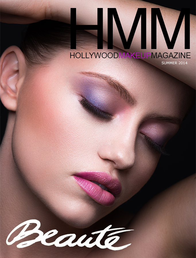 Hollywood Makeup Magazine Spring 2014 Beaute photographer Tomas Skaringa Makeup Agne Skaringa.jpg