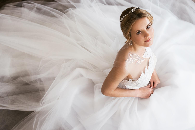Gorgeous Bride Anna