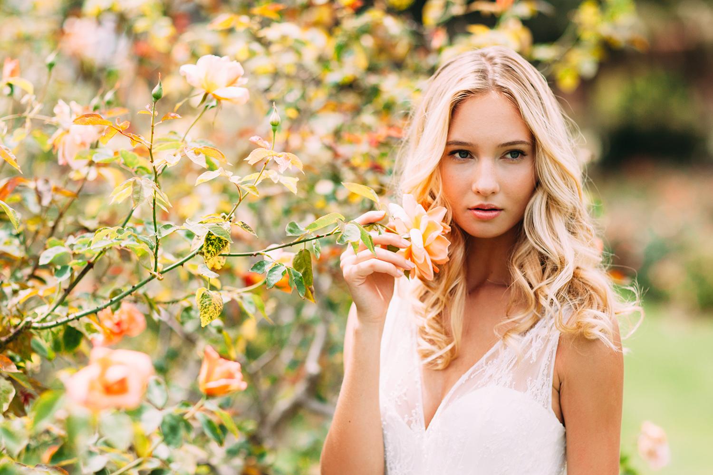 Beauty Affair flawless bridal makeup andh waves curls Los Angeles Agne Skaringa.jpg