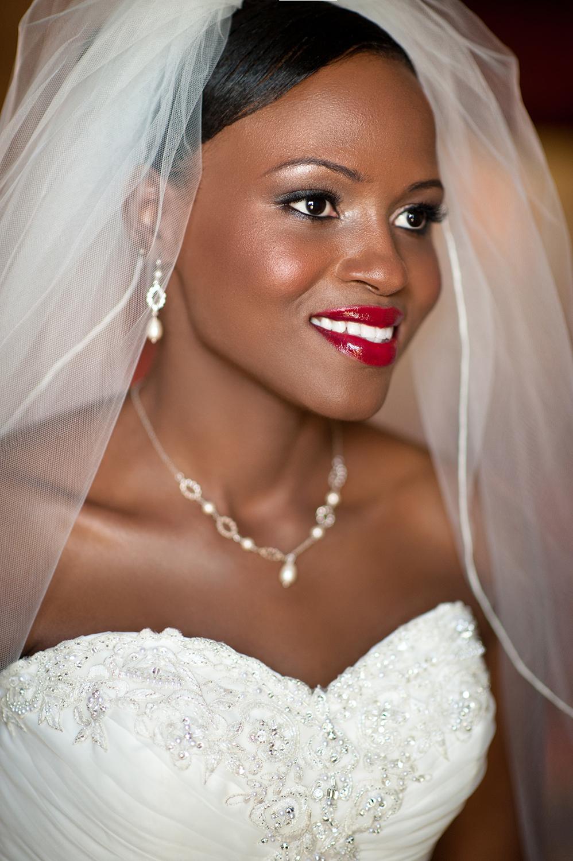 Bridal Closeup