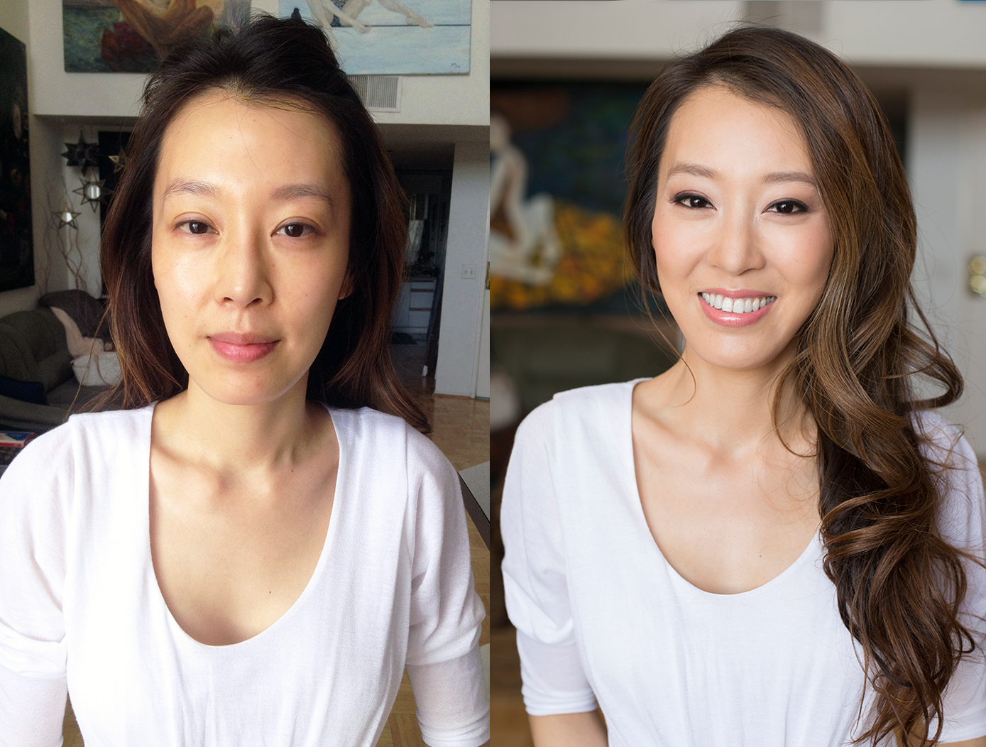 Bridal makeup trial  by Beauty Affair Agne asian beauty bride to be flawless.jpg
