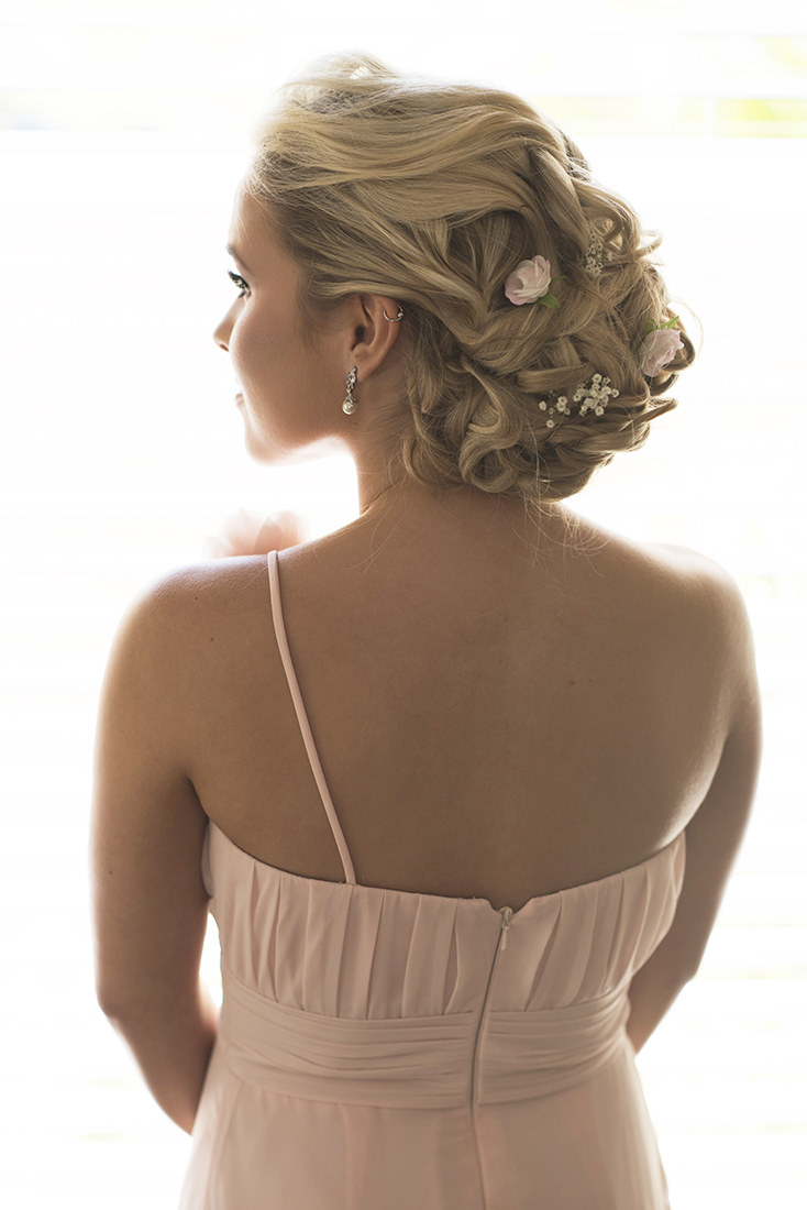 Romantic bridal updo bride to be by Beauty Affair makeup and hair.jpg.jpg