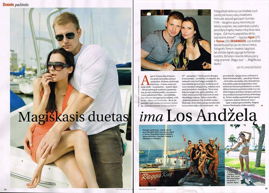 Agne Skaringa and Tomas Skaringa Makeup and photographer Los Angeles Lithuanians copy.jpg