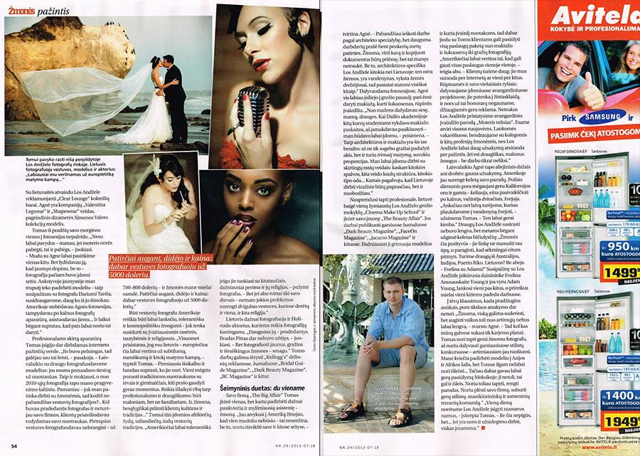 Agne Skaringa and Tomas Skaringa Makeup and photographer Los Angeles Lithuanians5.jpg