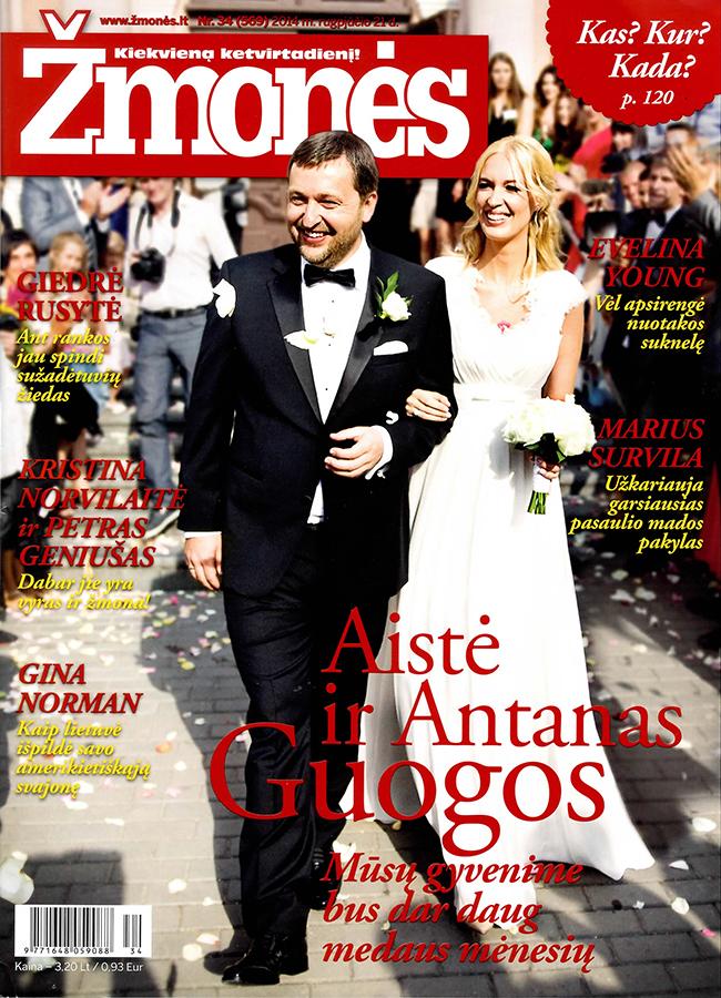 People Magazine Lithuania Beauty Affair Bridal celebrity wedding publication Celebrity Makeup.jpg