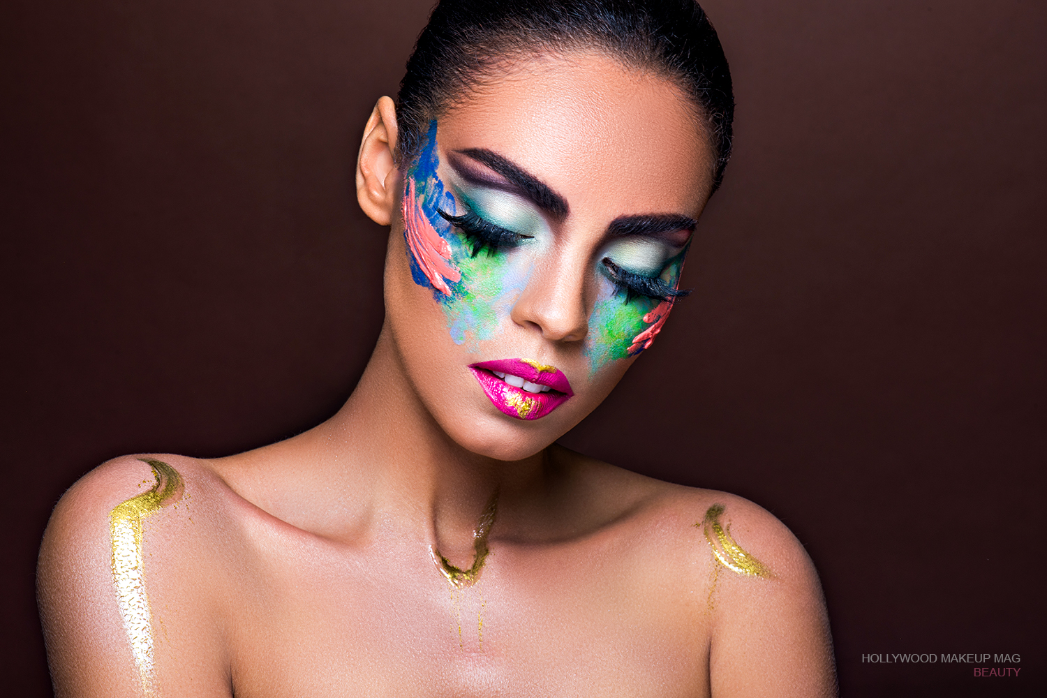 Avantgarde bright creative celebrity beauty makeup artist Agne Skaringa hollywood Tomas Skaringa.jpg
