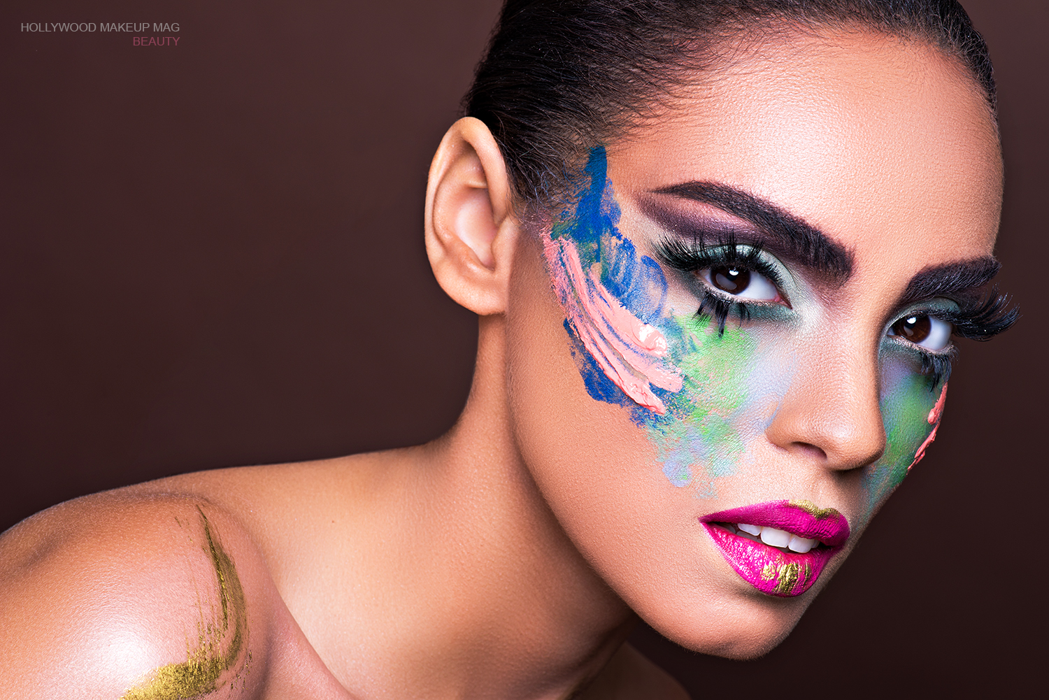 High Fashion makeup editorial colors Makeup For Ever Agne Skaringa Tomas.jpg