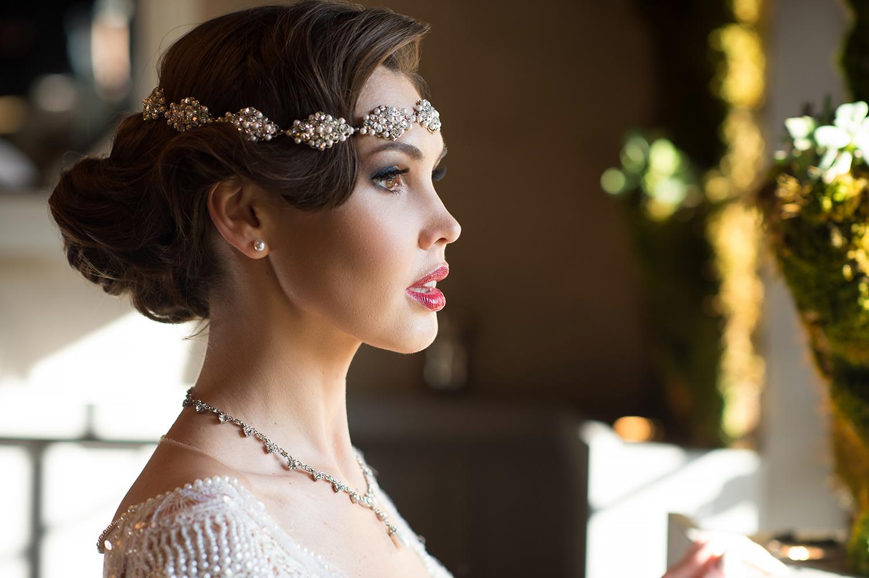 Old Hollywood Glam makeup and hairstyle by Agne Skaringa Beauty Affair wedding photography The Big Affair copy.jpg