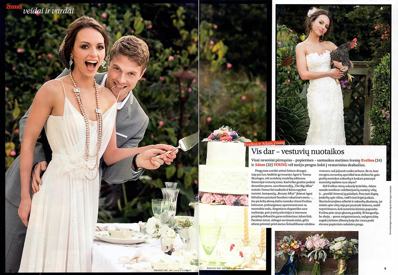 People Magazine Lithuania Beauty Affair Bridal work publication Celebrity Makeup artist hair stylist copy.jpg