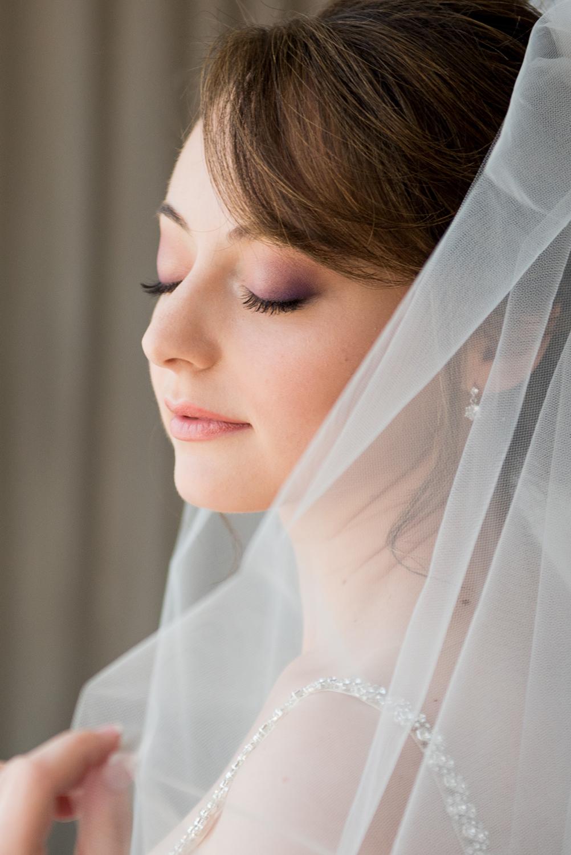 bridal purple pink eyes bride purple eyeshadow coral lips by beauty affair.jpg