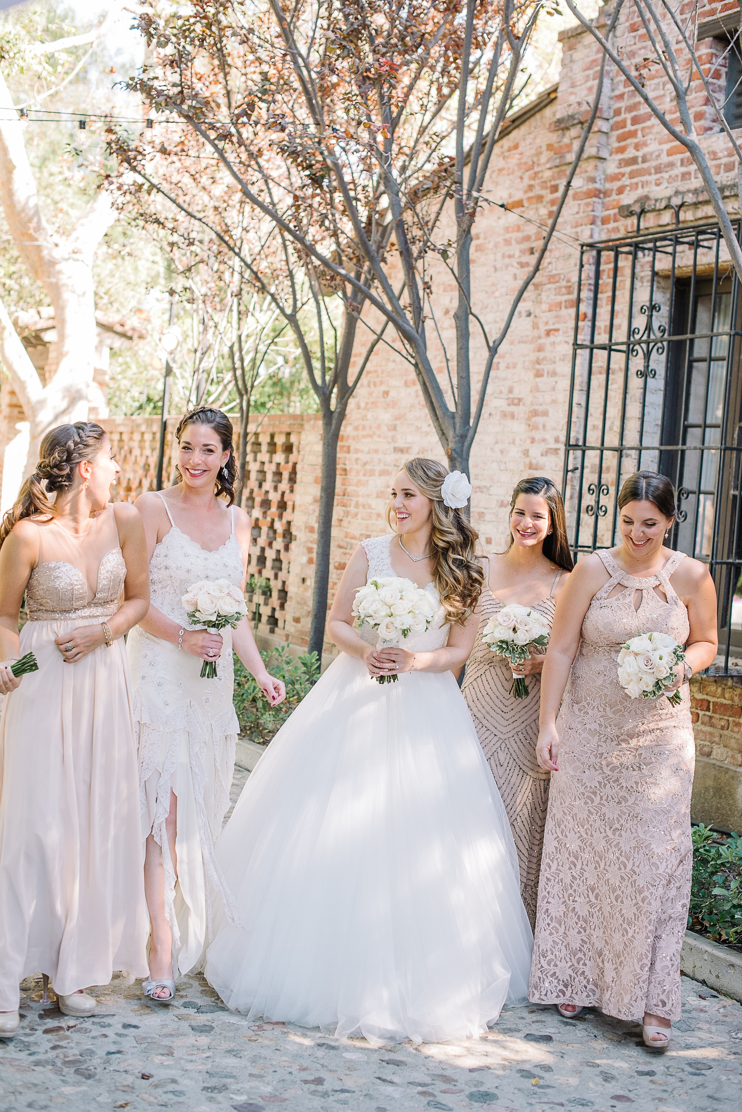 bride bridesmaids makeup and hair by Beauty Affair.jpg