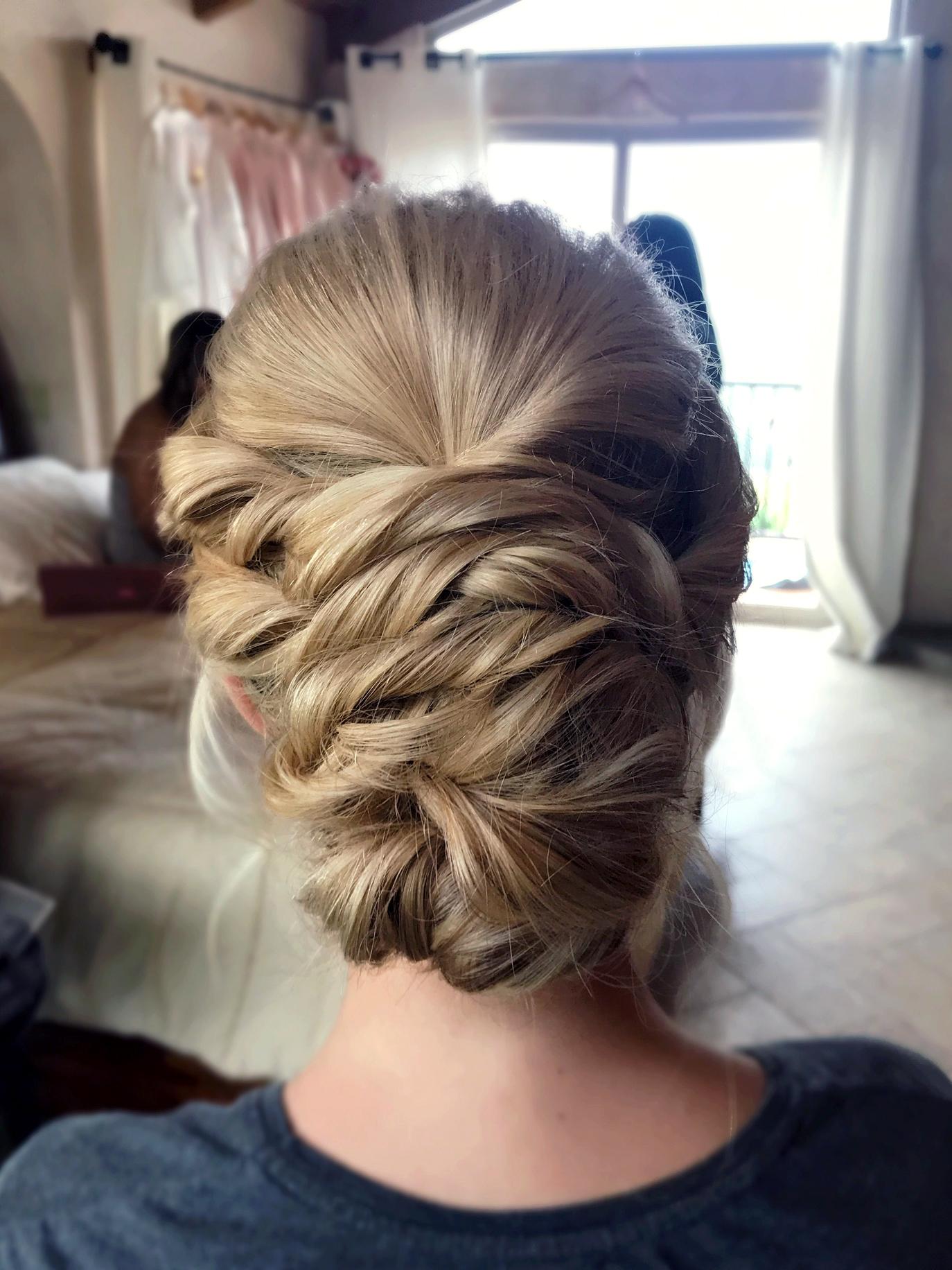 romantic low updo bridal hair twist beauty affair.JPG