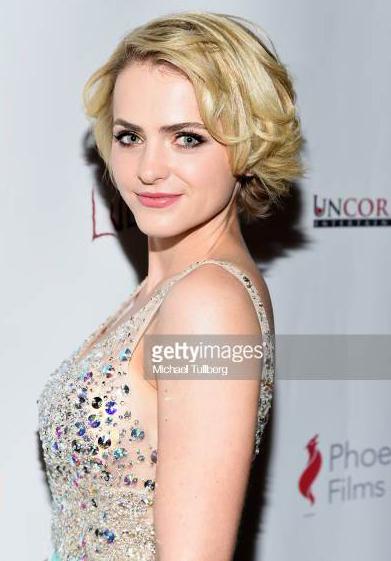 Reine Swart red carpet hollywood actress beauty affair.jpg