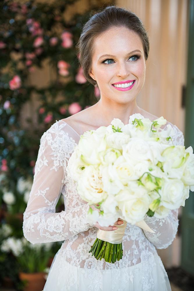 Bridal beauty pink lips pale skin Beauty Affair.jpg