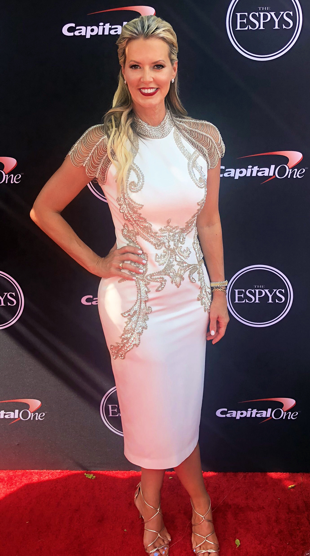 min Espys Beauty Affair red carpet makeup and hair stacy sager.jpg