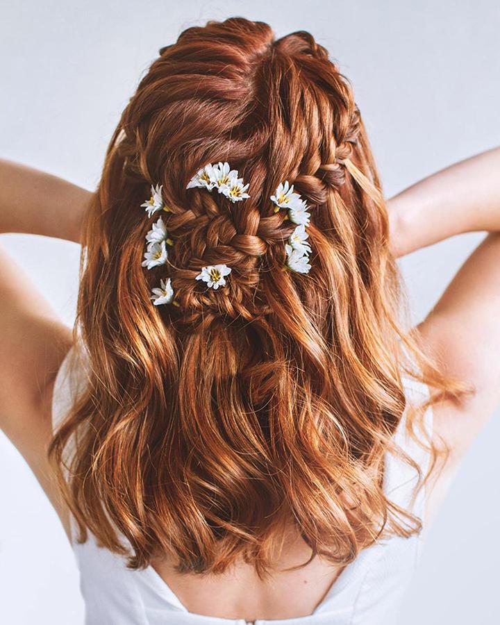 bridal hairstyle braids flowers waves beauty affair kalina.jpg