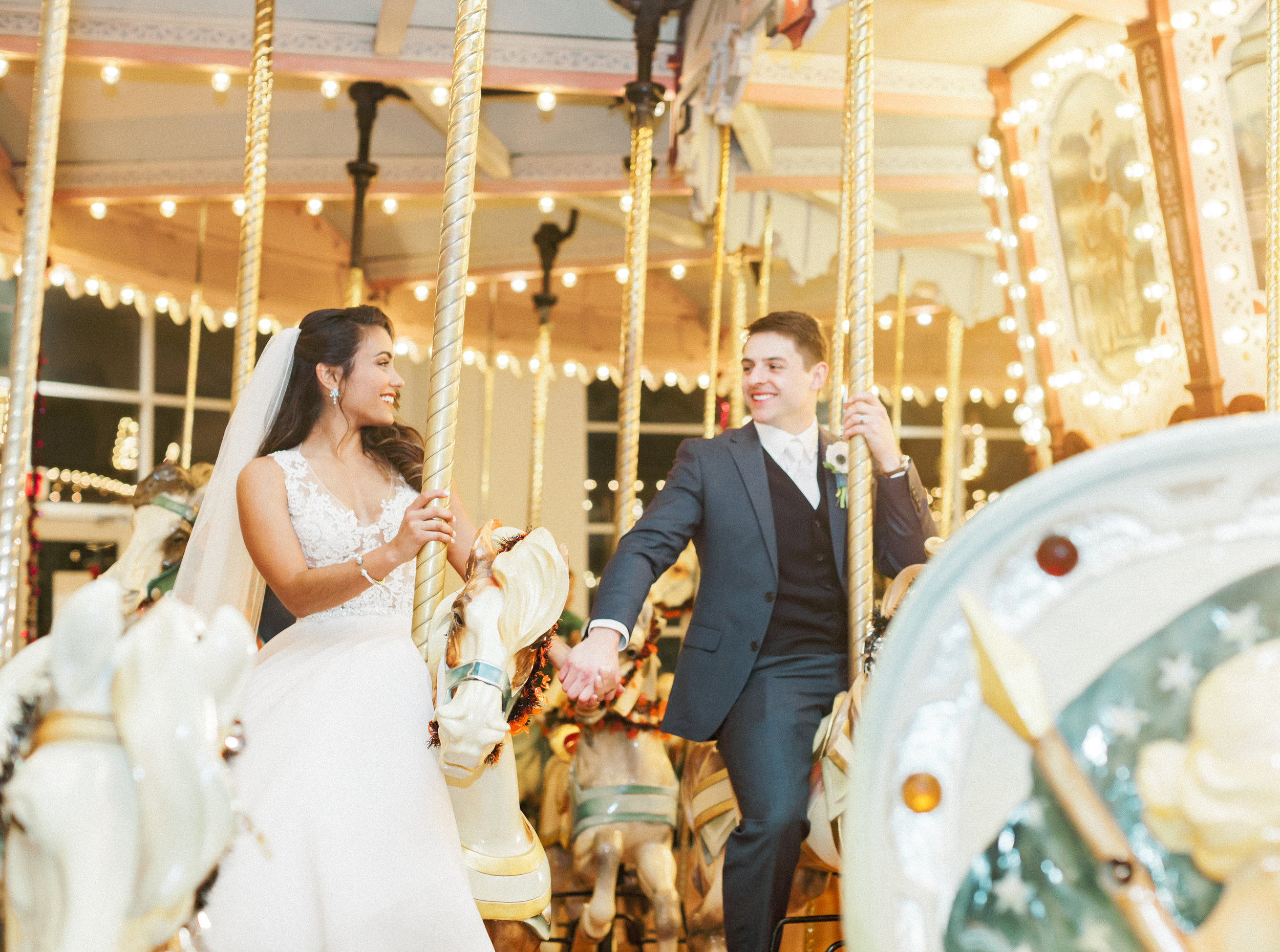VALERIA & JARRET WEDDING - The Historic Post Office Hampton, VA