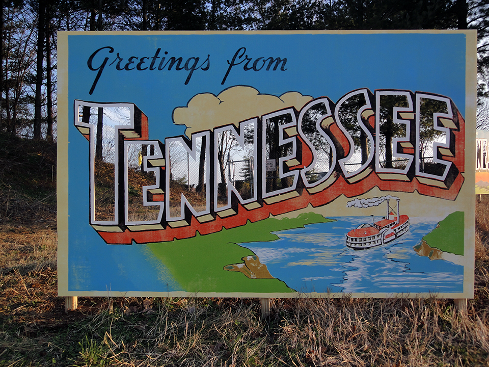 Greetings from Tennessee 2