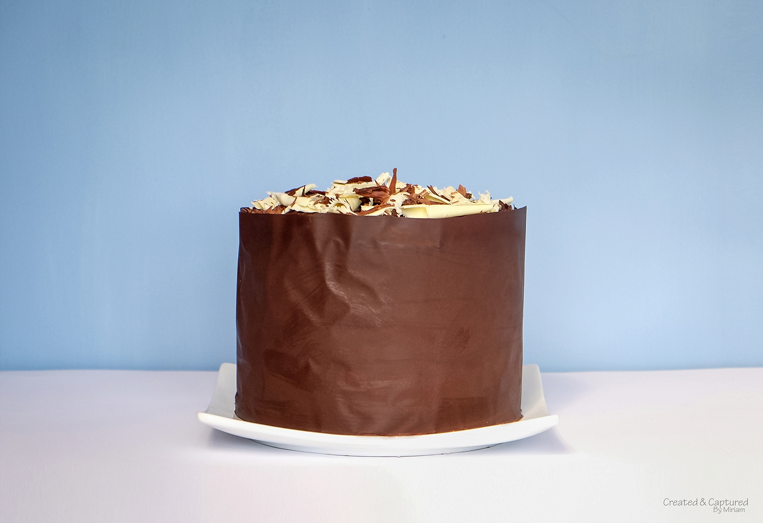 Chocolate Wrap Cake