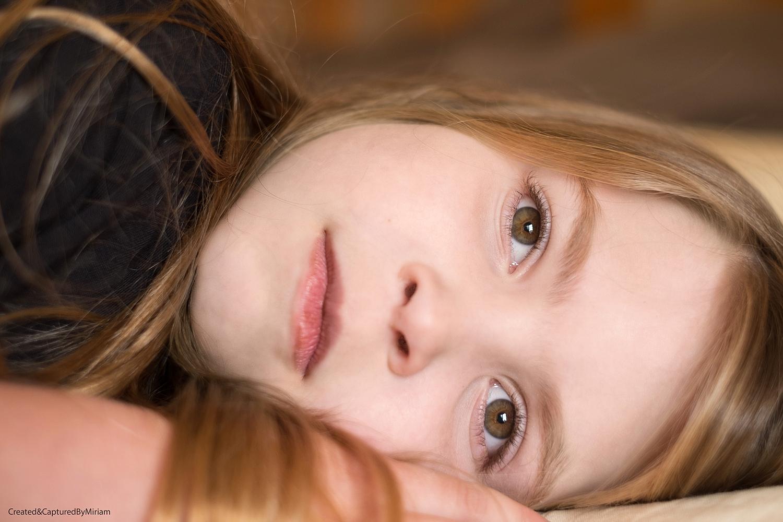 Resting Eyes