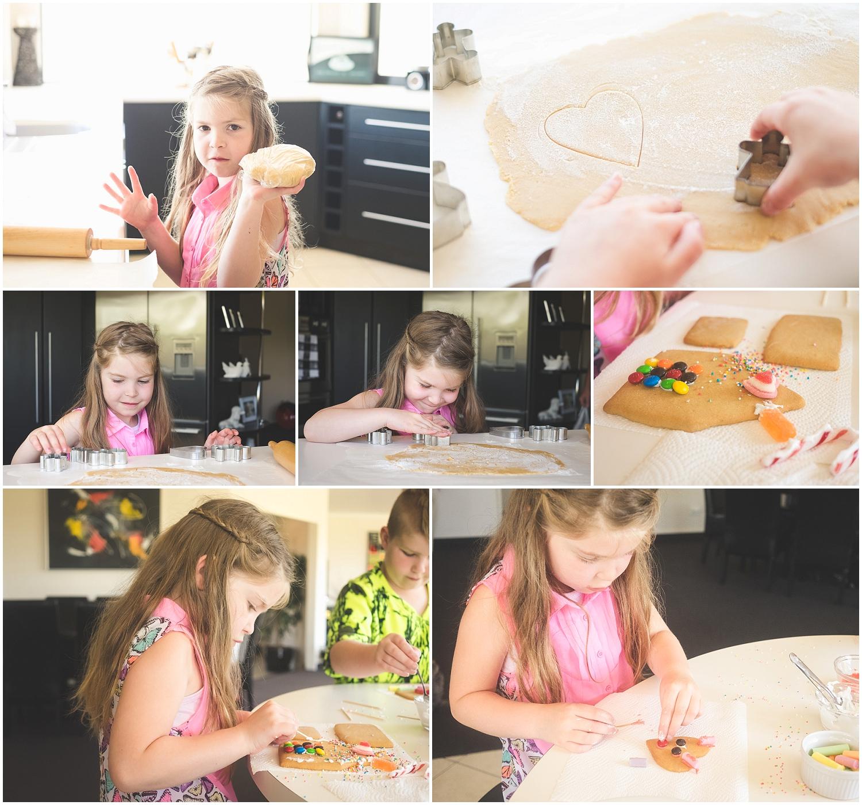 Emme Gingerbread Decorating