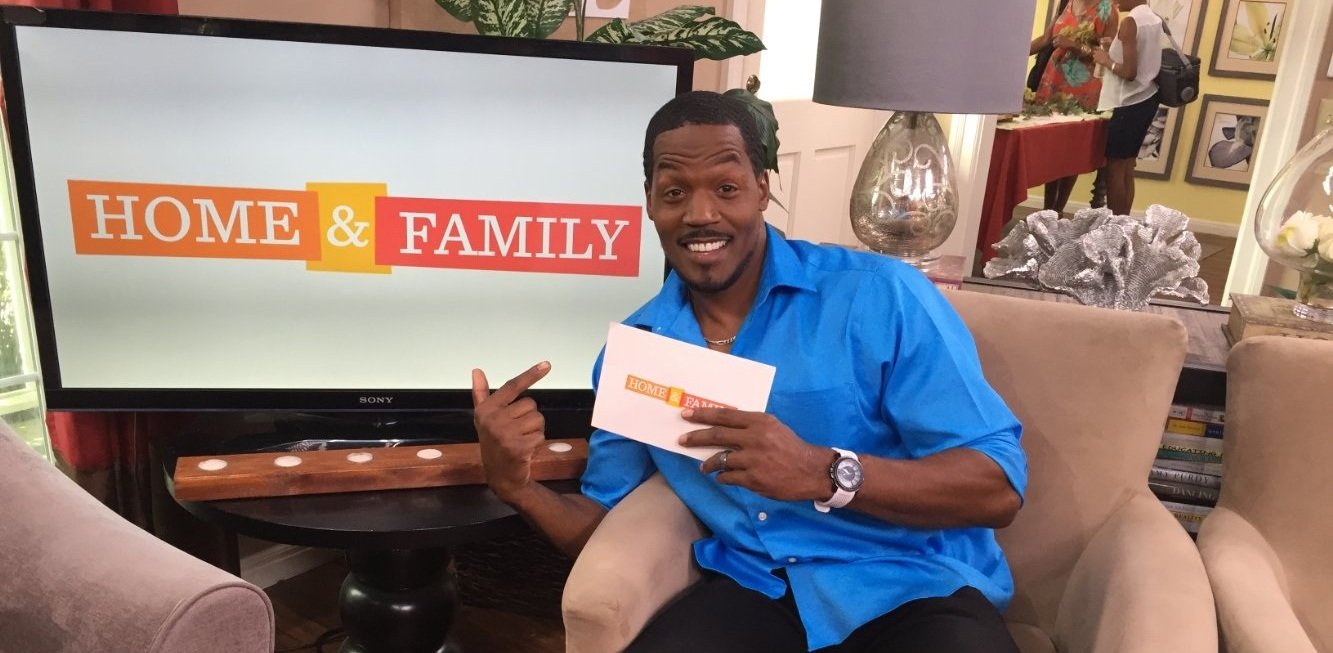 TC's was a guest on many popular TV shows, including Home and Family.