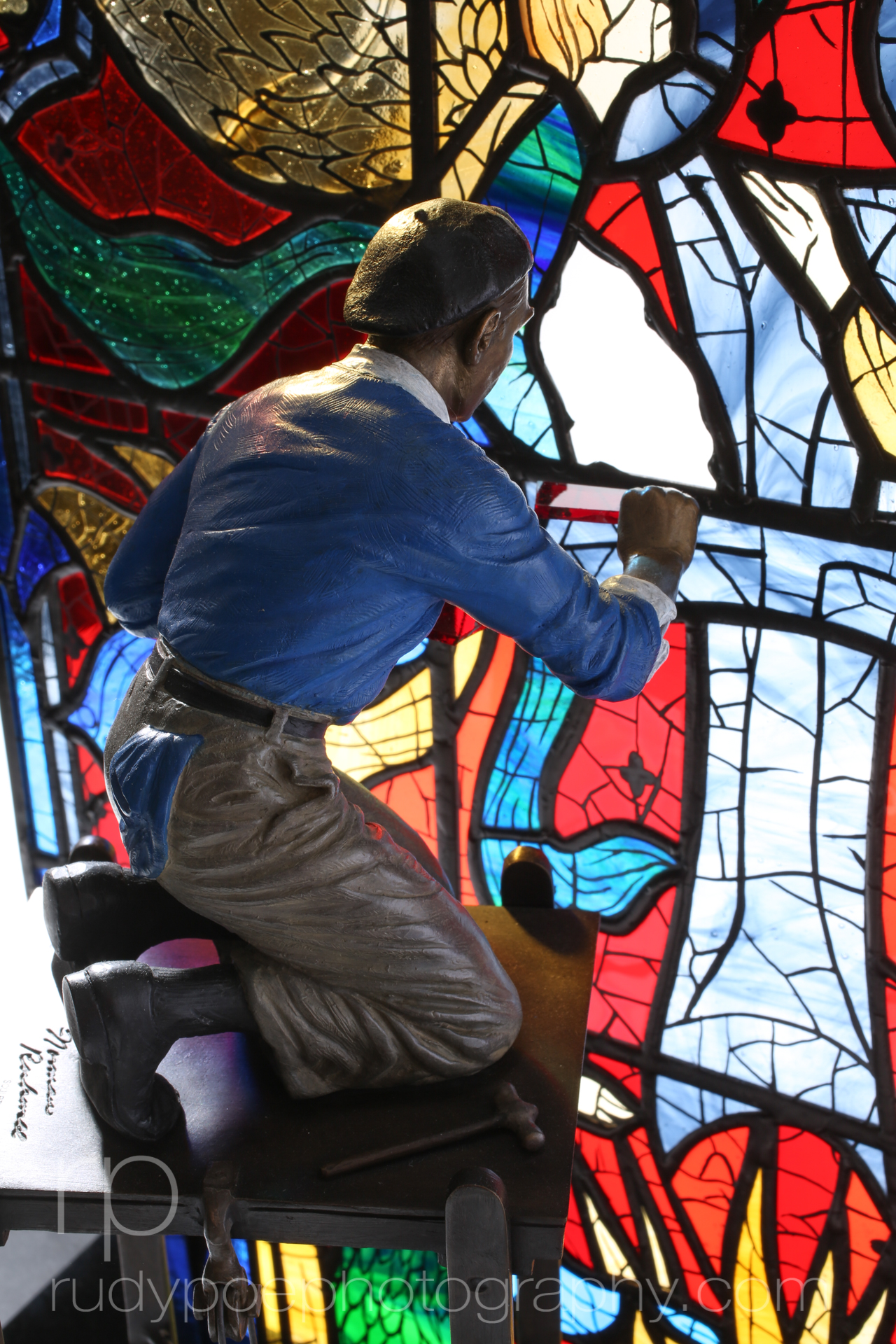 Stained Glass Mender