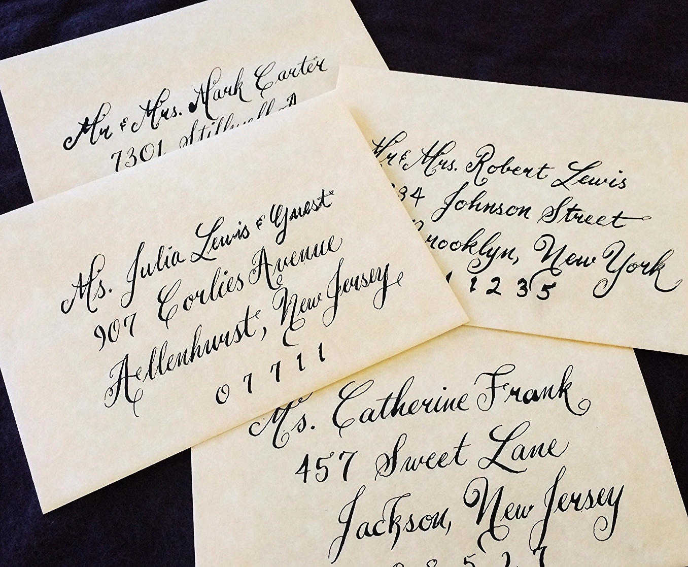 Elegant Copperplate