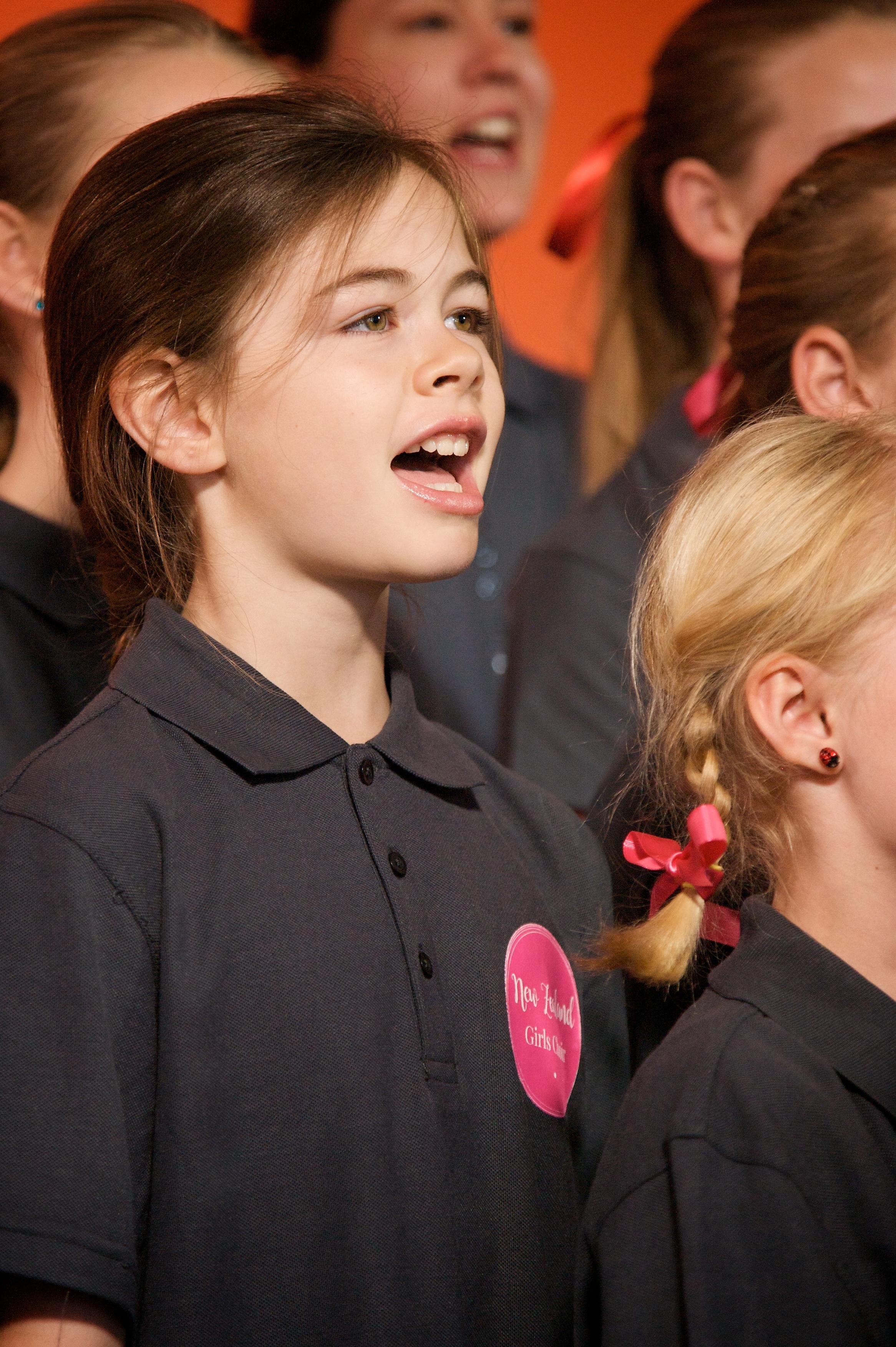 children's choir north shore