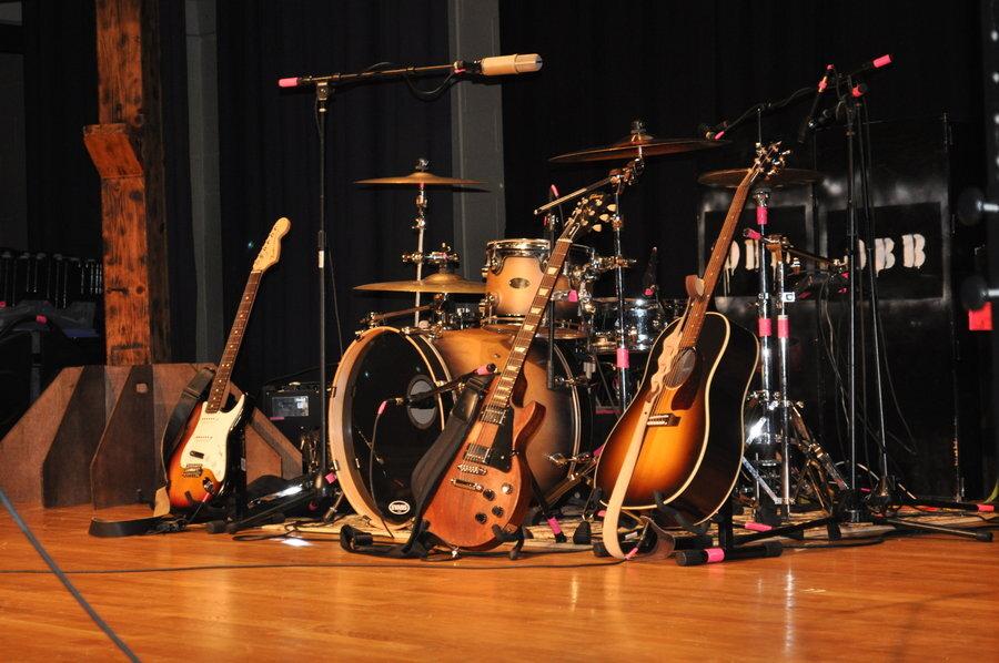 band programme albany