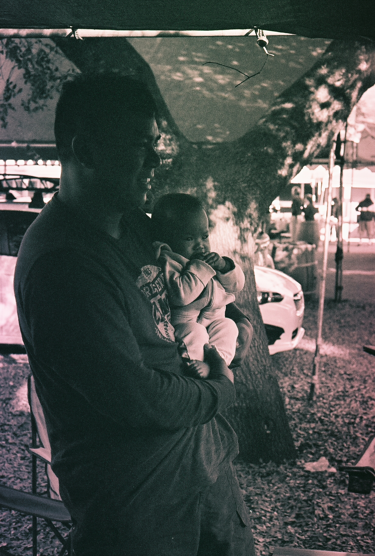 Uncle Nikki & Everly